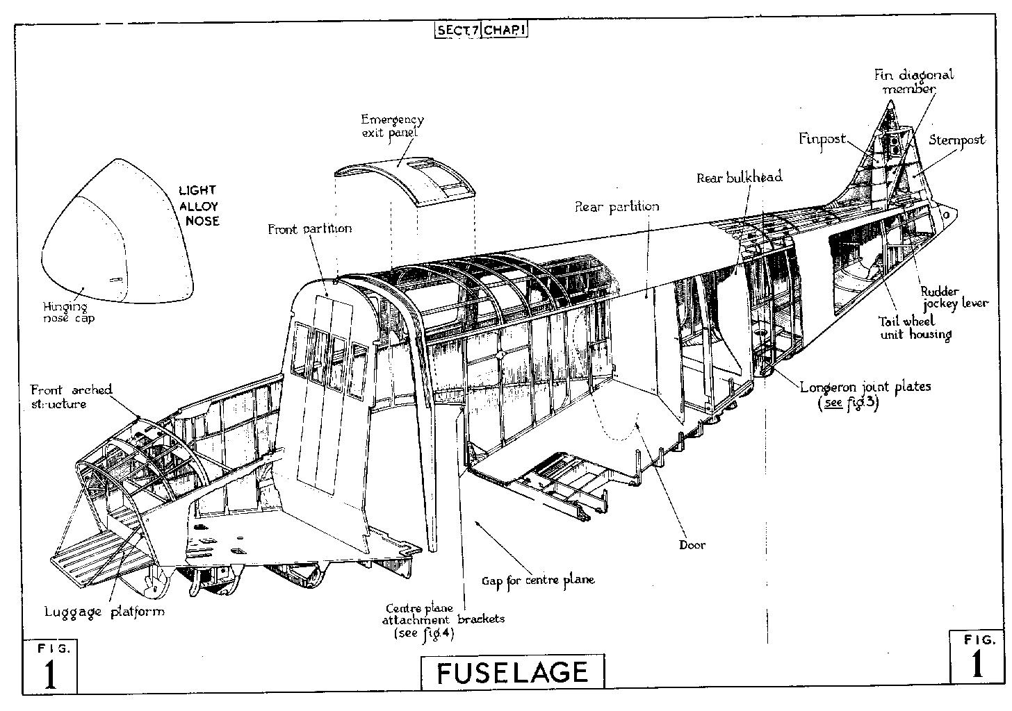 the airspeed consul aircraft